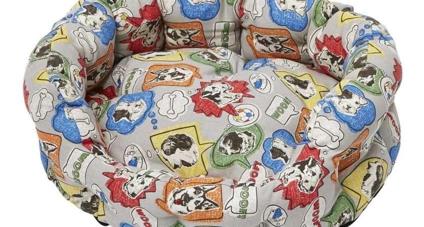 Cath Kidston Dog Bed Floral Latimer Rose Medium Beds