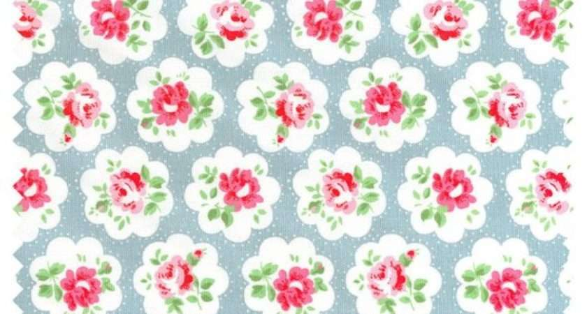 Cath Kidston Fabric Haberdashery Cotton