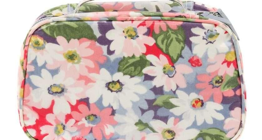 Cath Kidston Fold Washbag Painted Daisy Magpie Poundbury
