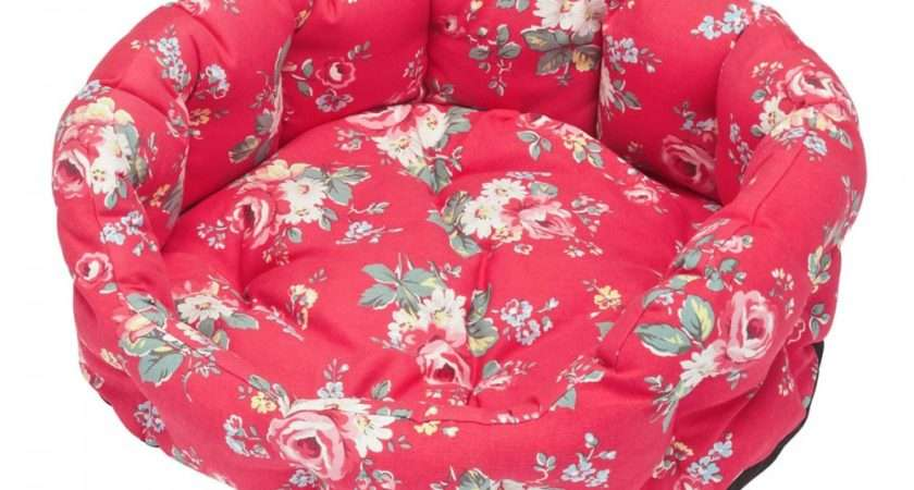 Cath Kidston Kentish Rose Red Dog Bag Pets