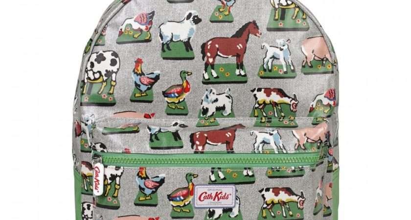 Cath Kidston Kids Home Farm Rucksack Bag