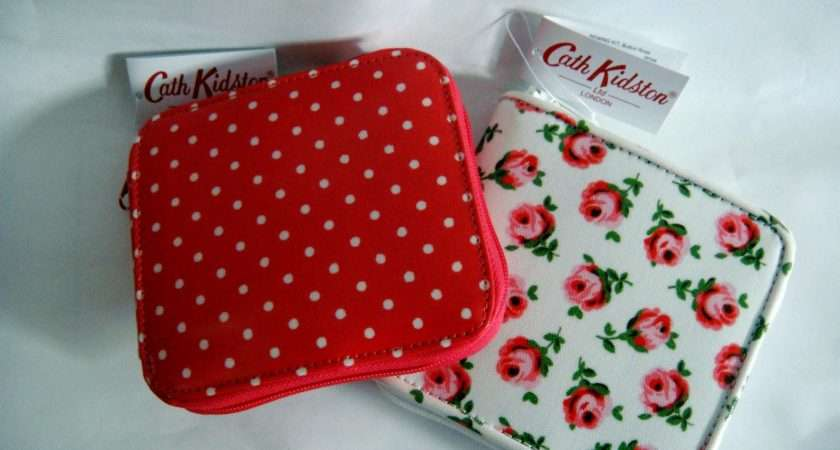 Cath Kidston Travel Sewing Kits