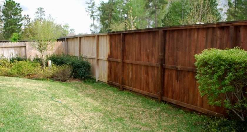 Centerpointe Communicator Fence Stain Revisited