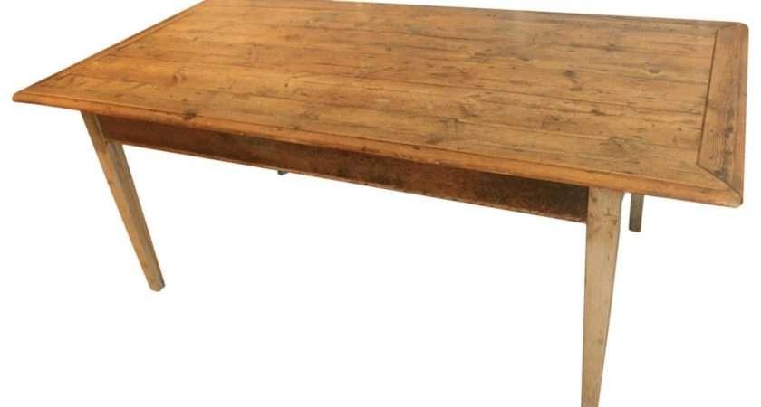 Century Irish Scrubbed Pine Dining Table Stdibs