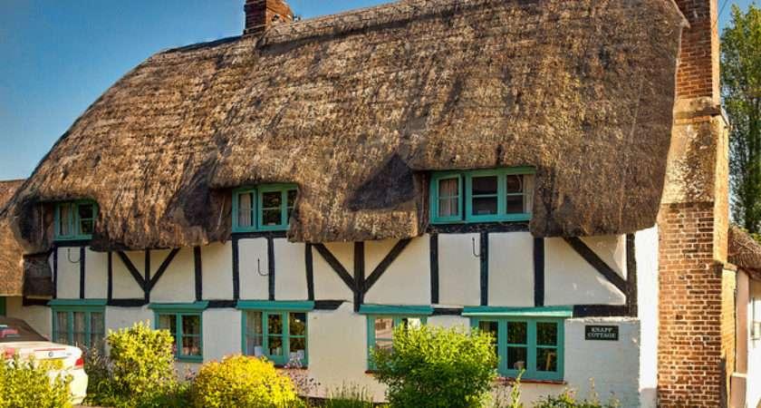 Century Knapp Cottage Upper Clatford Hampshire