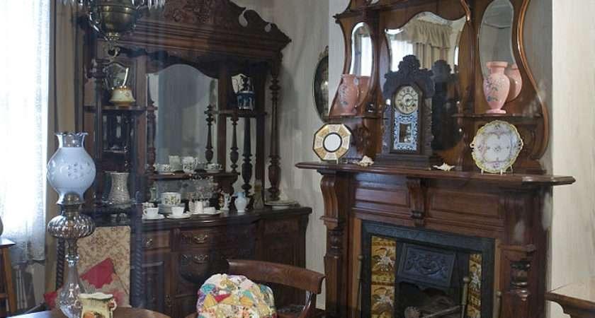 Century Victorian Living Room Auckland