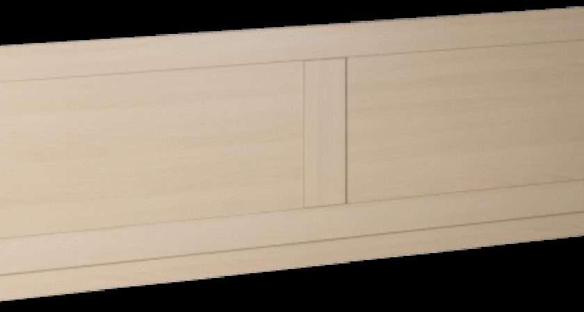 Ceramica Beech Bath Panel Front