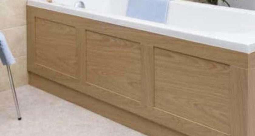 Ceramica Oak Bath Panel