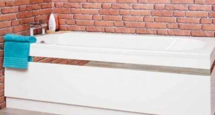 Ceramica Profile White Bath Side Panel
