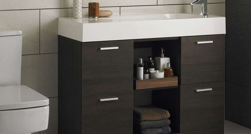Chalice Designer Freestanding Bathroom Vanity Unit Main
