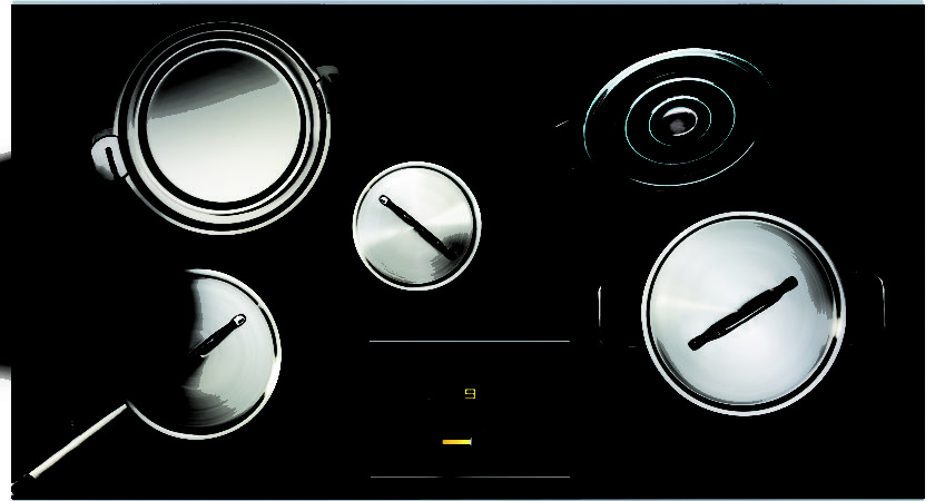 Challenging All Induction Concepts Piano Hob