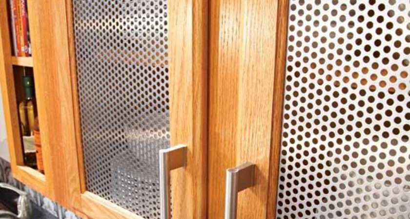 Change Cabinet Doors Metal Wood Wooden