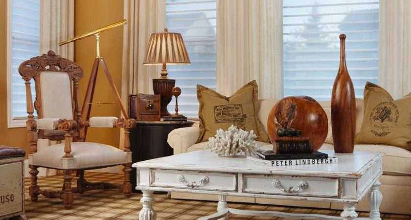 Charm Shabby Chic Living Room Achieve