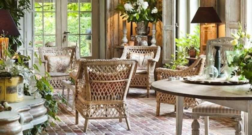Charming Ideas French Country Decorating