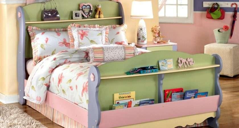 Charming Kids Bed Ideas Unique Bookshelf Headboard