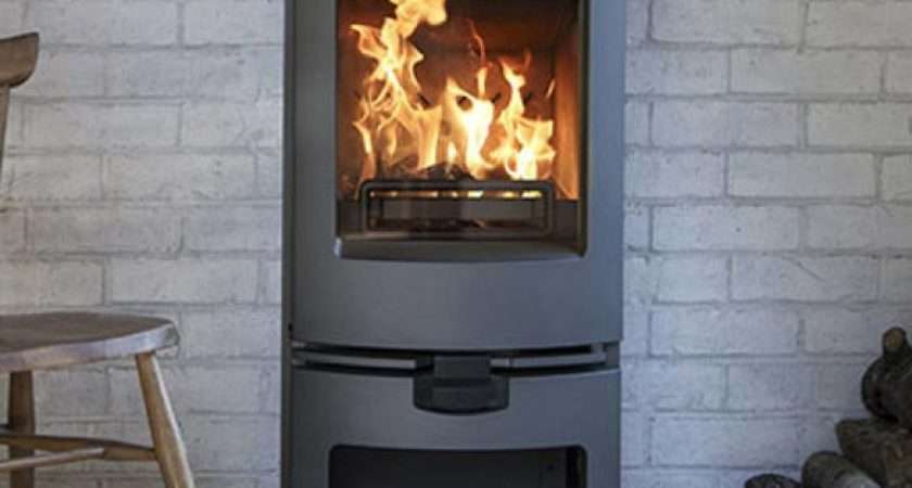 Charnwood Arc British Wood Burning Multi Fuel Stove