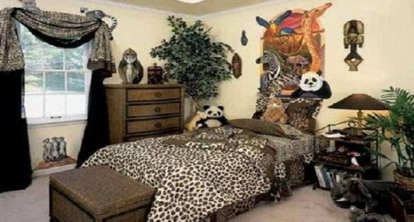 Cheap Decorating Ideas Kids Rooms Animal Jungle