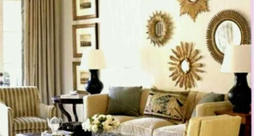 Cheap Decorating Ideas Living Room Walls Lovely