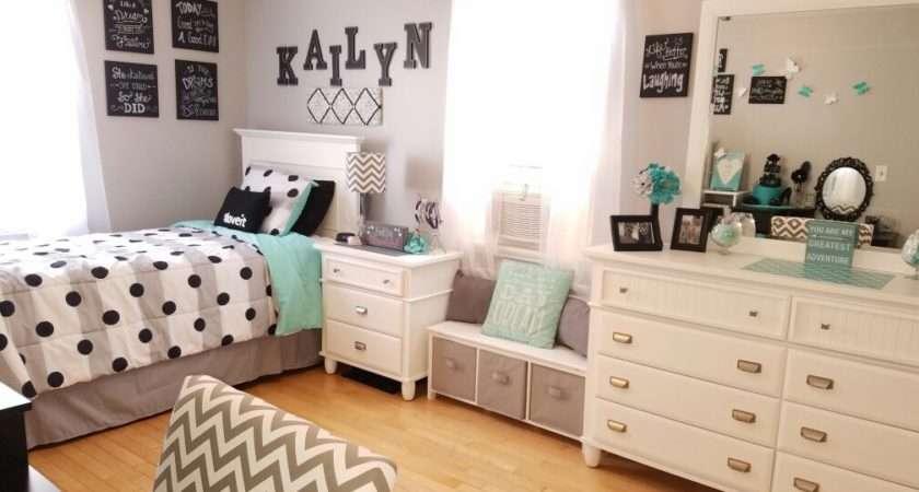 Cheap Decorating Ideas Teenage Girl Bedroom