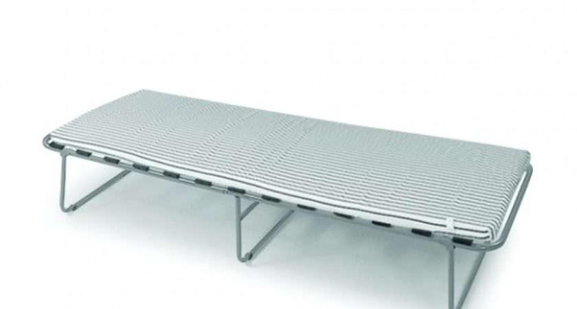 Cheap Julian Bowen Lucca Folding Guest Bed Sale