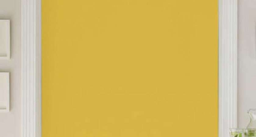 Cheapest Blinds Ltd Bright Yellow Roller Blind