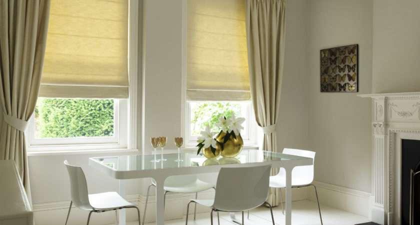 Cheapest Blinds Ltd Cream Stripe Roman