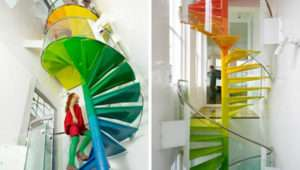 Check Out Few Fun Ways Substitute Staircases Your Home