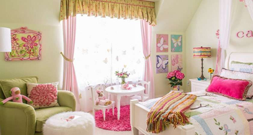 Chic Beautiful Girls Bedroom Ideas Toddlers