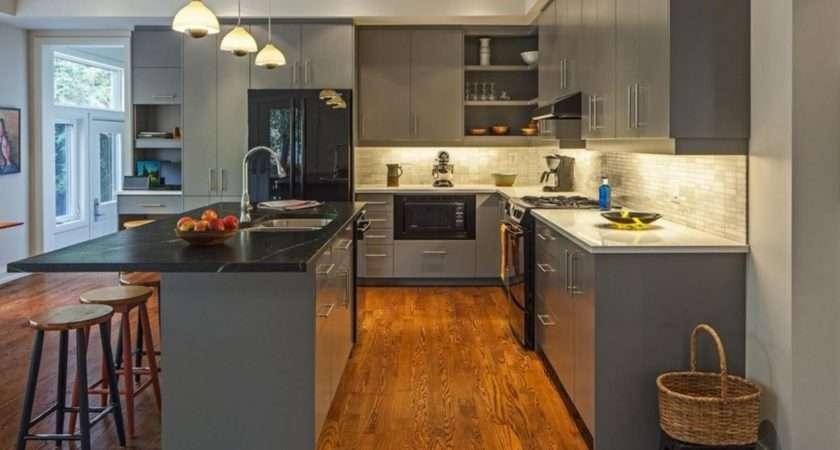 Chic Design Ideas Grey Kitchen