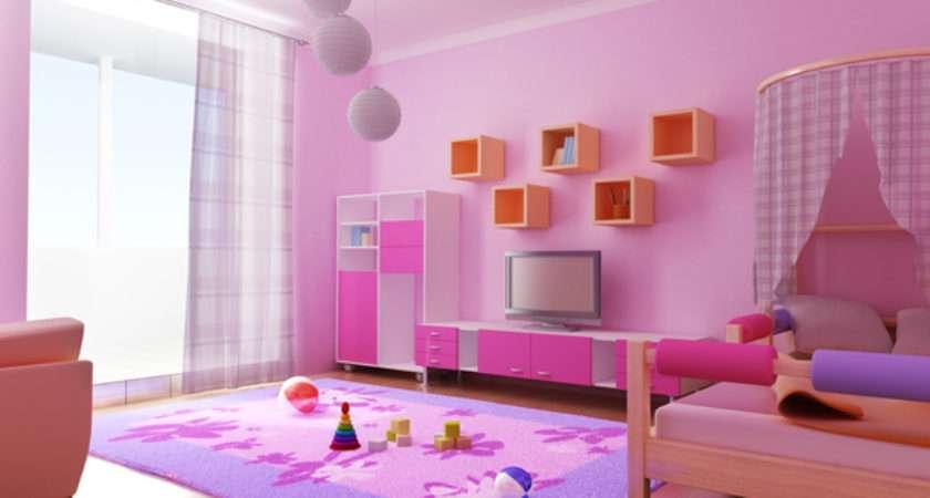 Children Bedroom Decorating Ideas