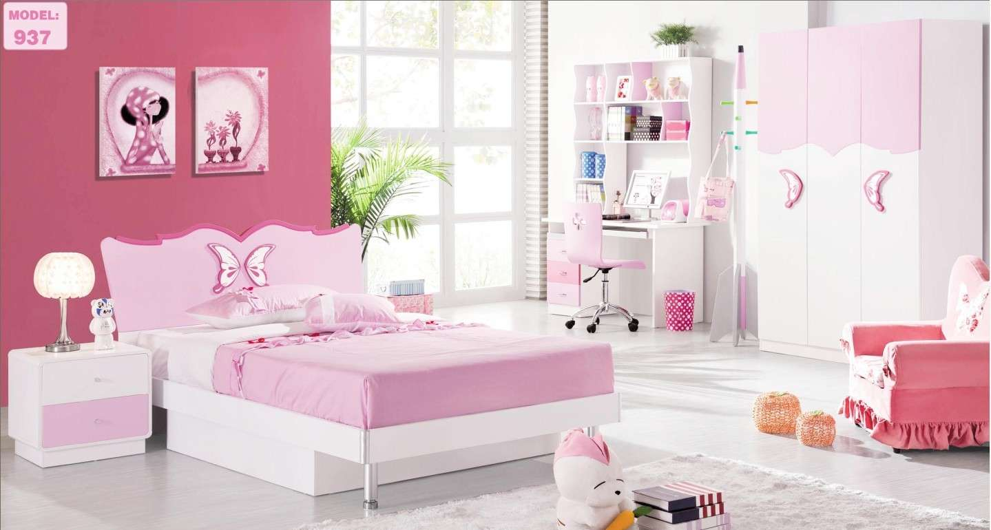 China Children Bedroom Set Xpmj Modern