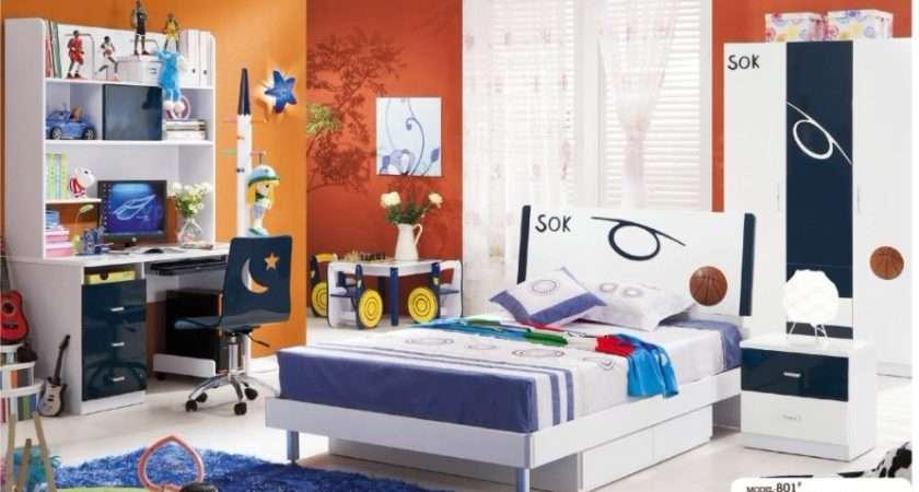 China Children Furniture Boys Bedroom Set Photos