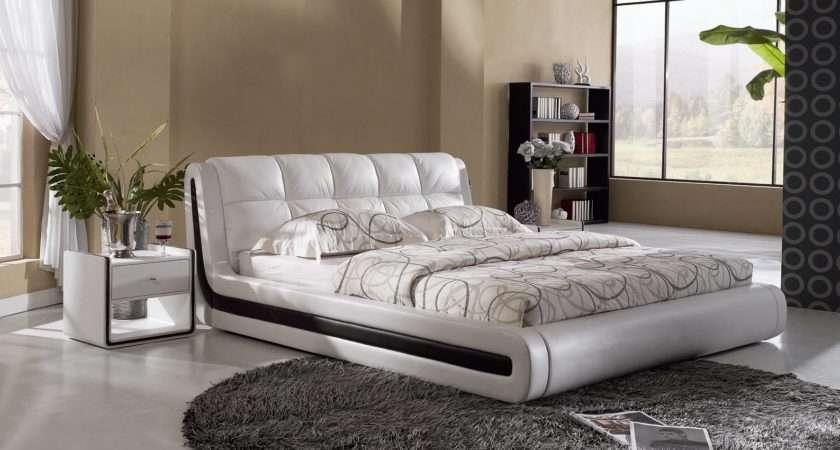 China Modern Bed Design Designs