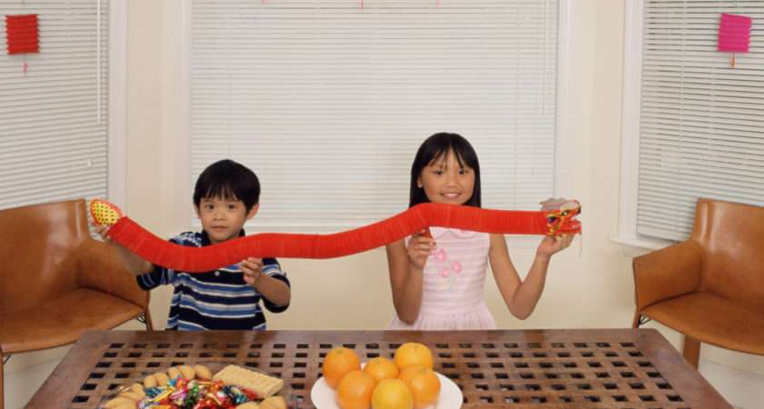 Chinese New Year Craft Ideas Toddlers Homealterdecor Top