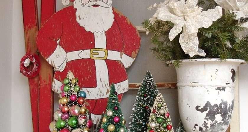 Chippy Shabby Vintage Christmas