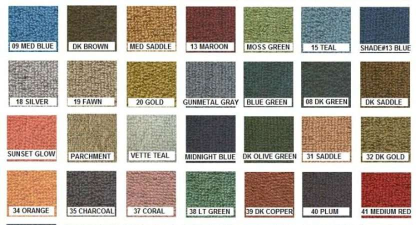 Choose Carpet Color Your Home