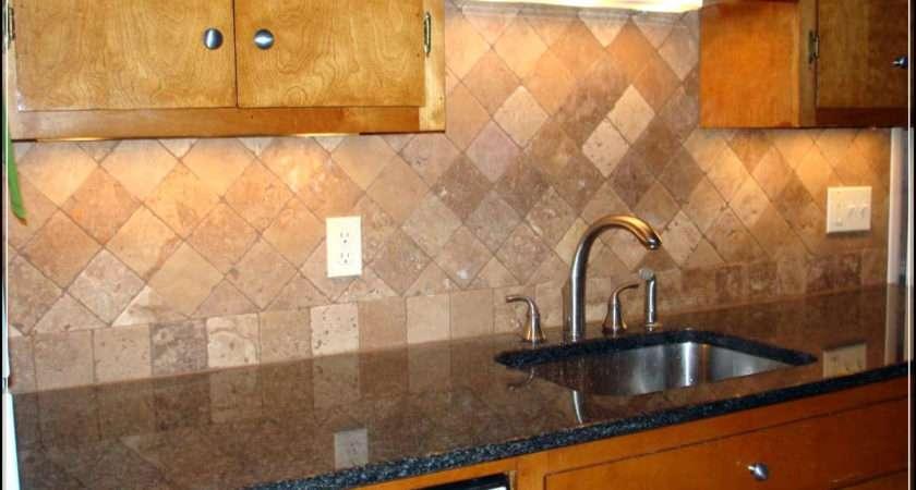 Choose Kitchen Tile Backsplash Ideas Proper