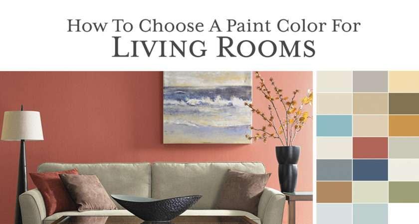 Choose Living Room Colors Smileydot