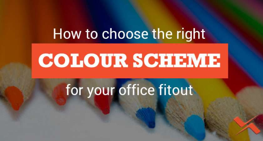 Choose Right Colour Scheme Your Office Fitout Xtreme