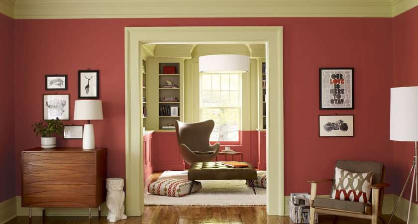 Choose Wall Paint Colors Modern Magazin