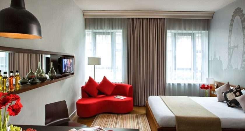 Choosing Decorating Ideas Small Apartments Model Home Interiors