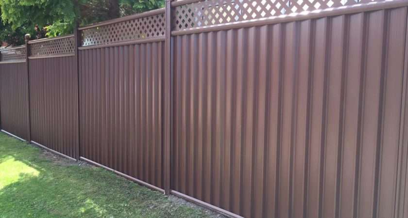 Choosing Right Garden Fencing Security Colourfence