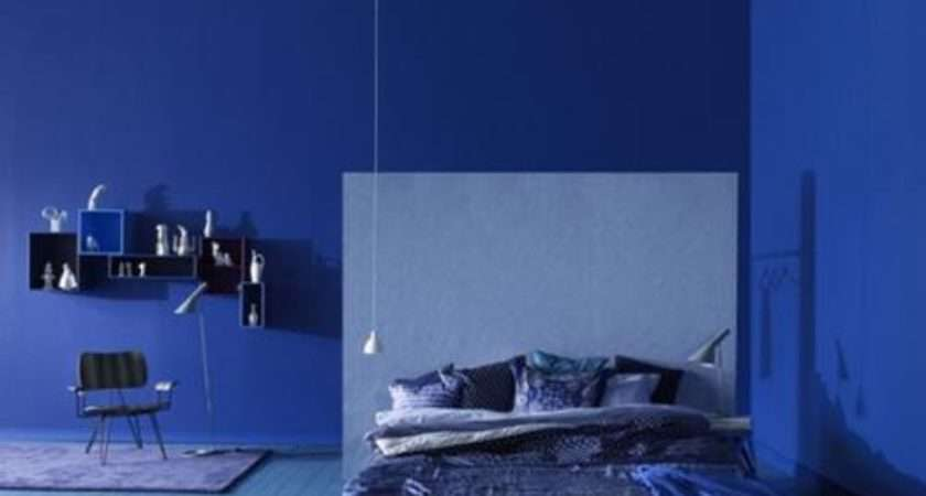 Choosing Right Shade Blue Paint Colors Your