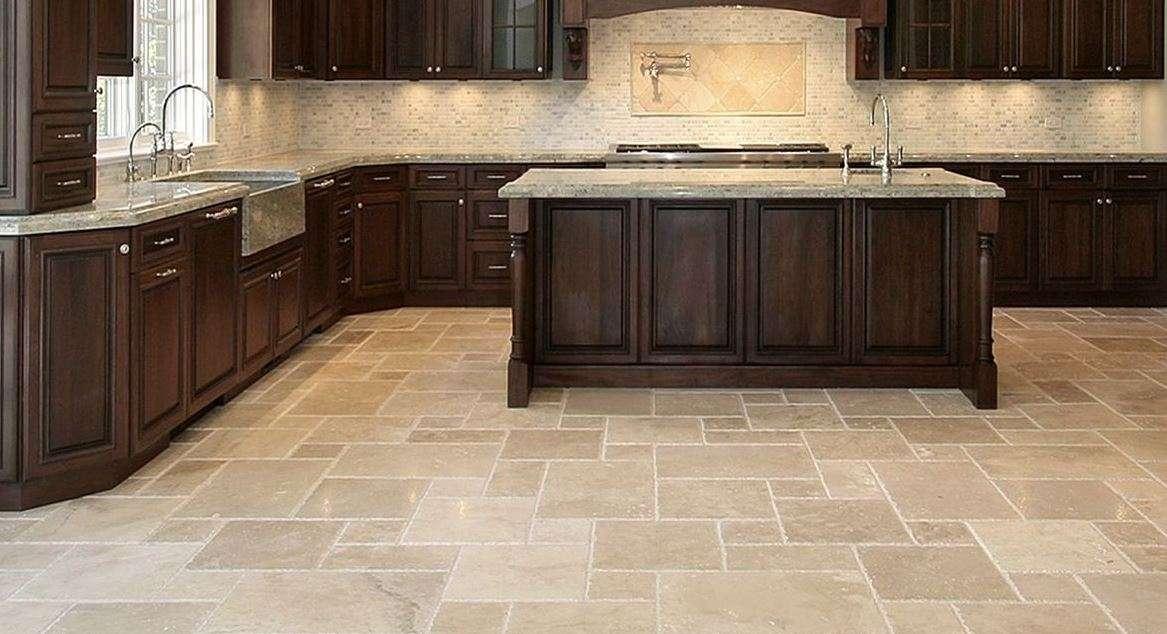 Choosing Tile Your Kitchen Floor Ideas Regarding