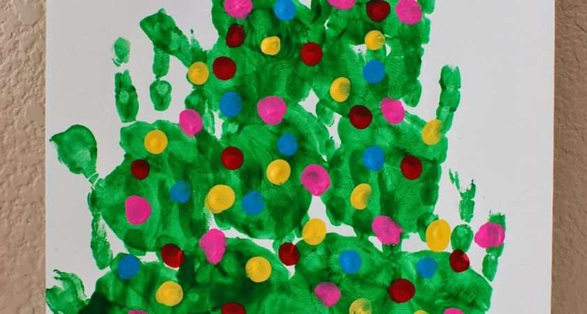 Christmas Arts Crafts Ideas Toddlers Craft