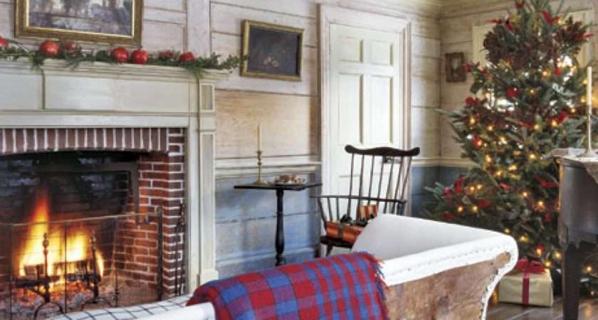 Christmas Country Decoration House