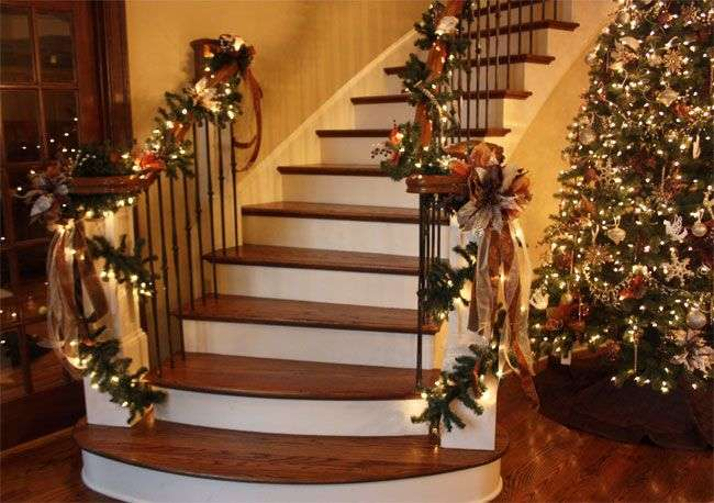 Christmas Decorating Interior Design Projects Elegant