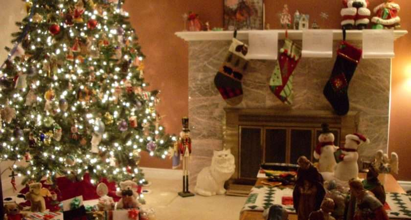 Christmas Decorating Your Dining Room Holidays Living