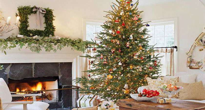 Christmas Decorations Southern Cottage Living