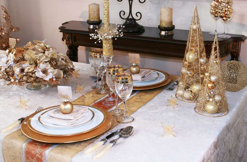 Christmas Dinner Table Ideas Youne